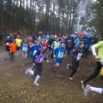 02 Start maraton a půlmaraton